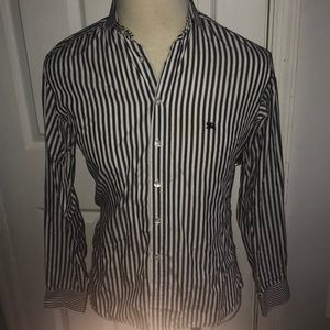 Burberry Button Up Blouse (s)